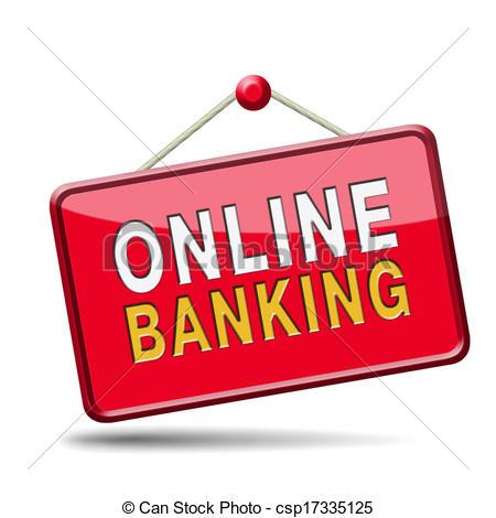 Clip Art Online Banking Clipart.