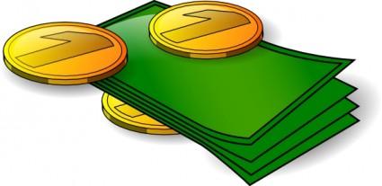 Banknotes Clip Art Download.