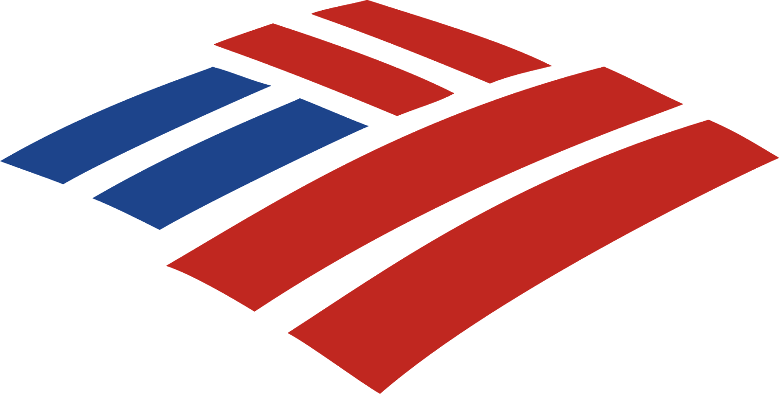 Bank of America Logo and Tagline.