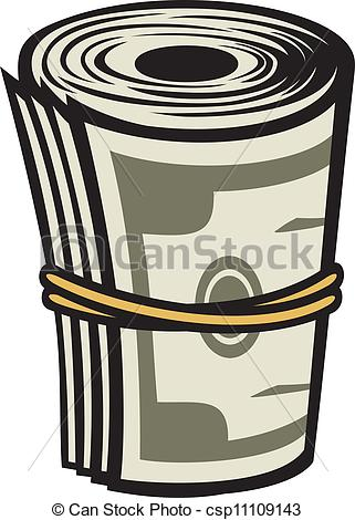 EPS Vector of Money roll.
