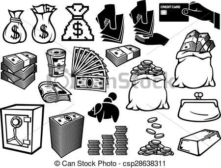 Bank roll Vector Clip Art Illustrations. 252 Bank roll clipart EPS.
