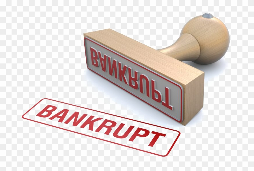 Bankrupt Png Transparent.