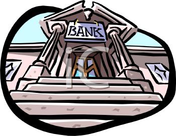Imposing Bank.