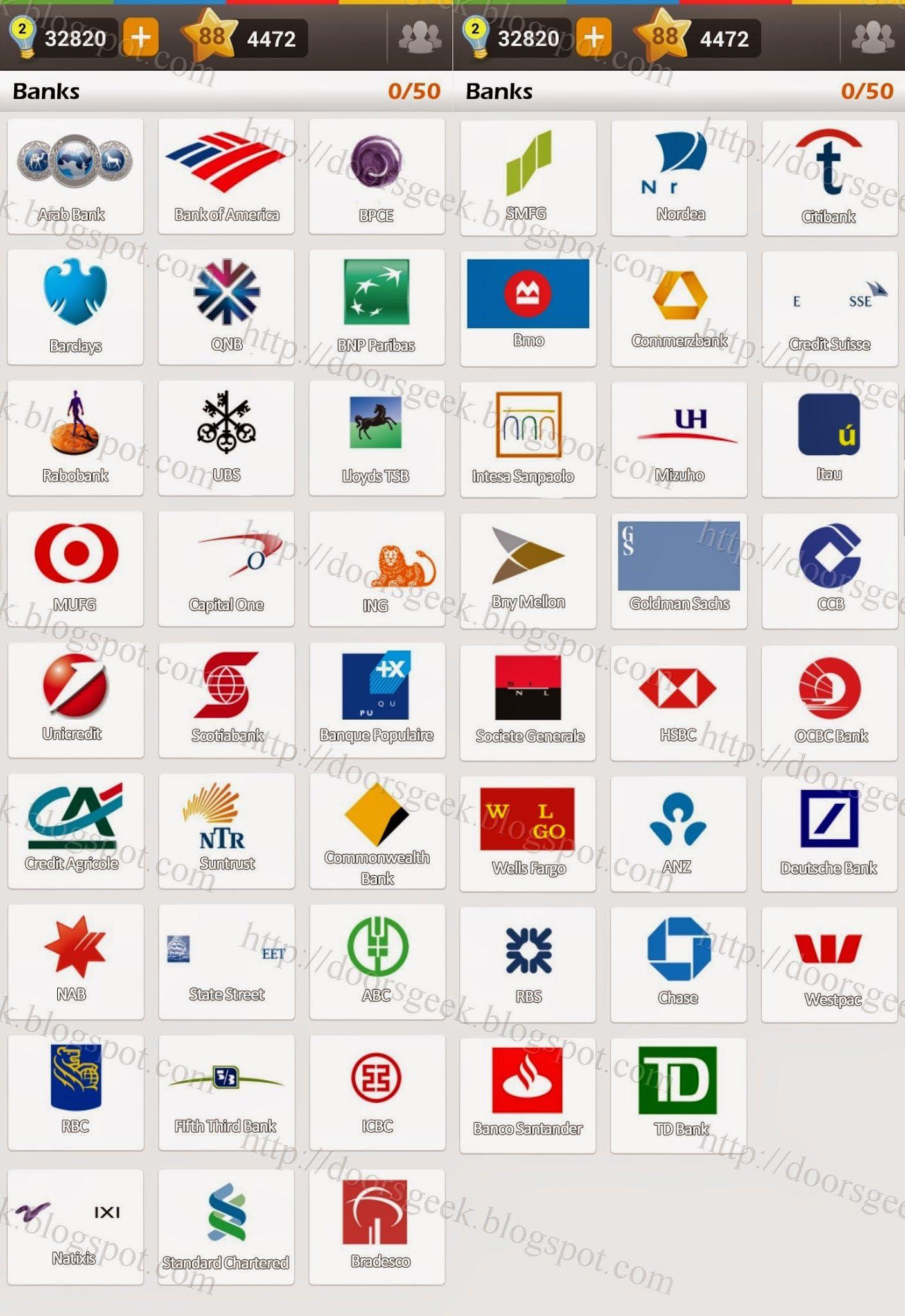 Banks Logo.