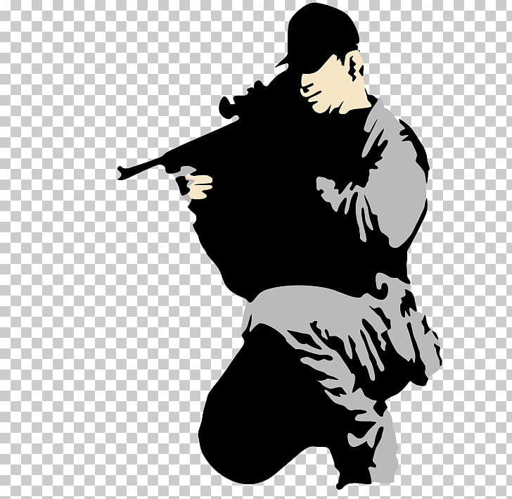 Banksy Stencil graffiti Art Painting, graffiti PNG clipart.