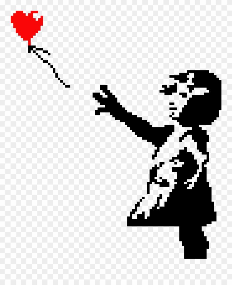 Banksy Clipart (#2845683).