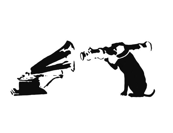 Banksy Clip Art.