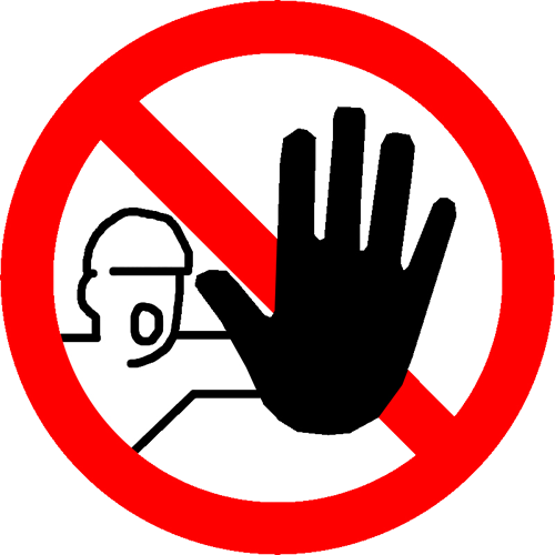 Banned clipart - Clipground