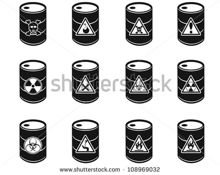 Radioactive Materials Stock Photos, Royalty.