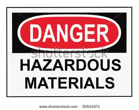 Dangerous Materials Stock Photos, Royalty.
