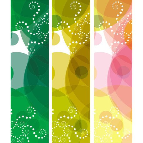 VECTOR BANNER BACKGROUND 160X600 PIXELS.eps Clipart Picture.