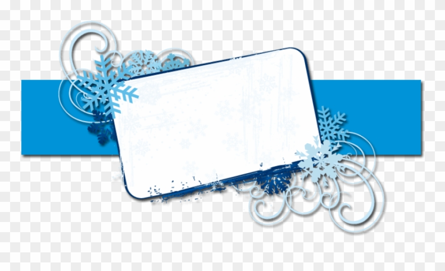 Christmas Banner Backgrounds Free Blast You Frost Banner.