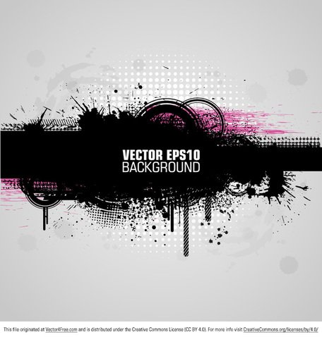 Grunge Banner Background Clipart Picture Free Download.