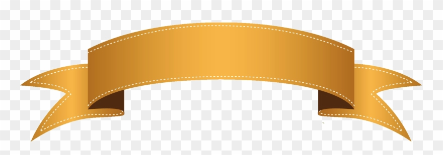 Ribbon Banner Background Png.