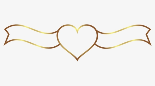 Gold Wedding Banner Background, HD Png Download.