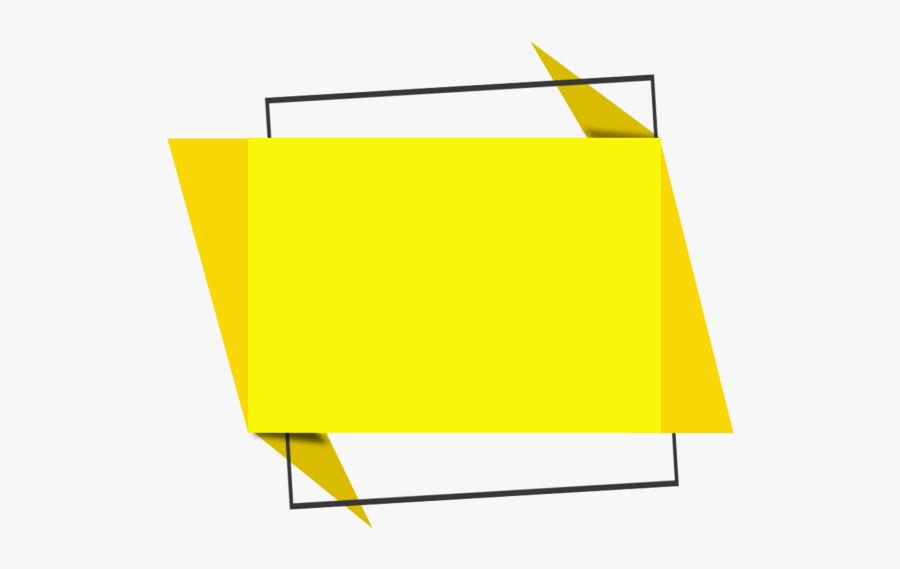 Clip Art Text Banner Color Modern.
