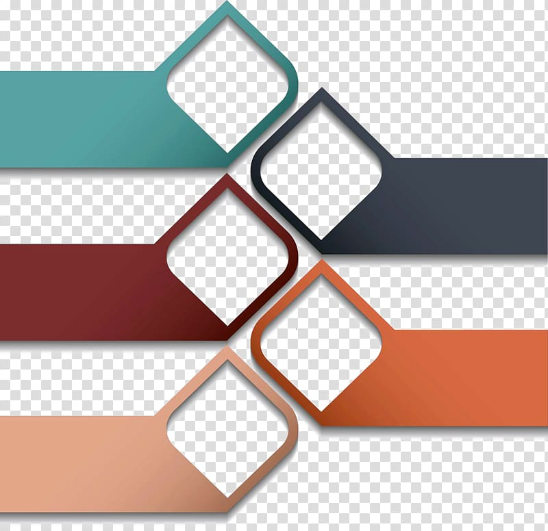 Banner Graphic design Template, Dialog Box color, green, orange, and.