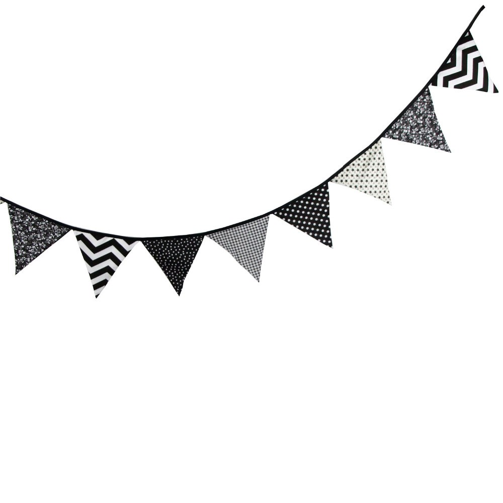 Banner clipart black and white 1 » Clipart Station.