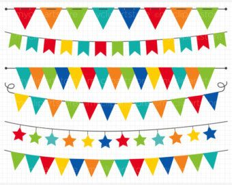 Free download Birthday Party Banner Clipart for your.