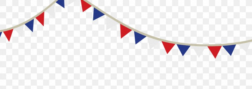 Bunting Blue Banner Clip Art, PNG, 955x340px, Bunting, Area.