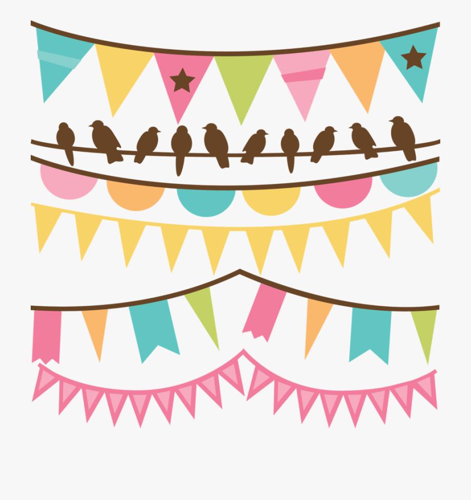Download Scrapbooking Banner Design Clipart Digital.