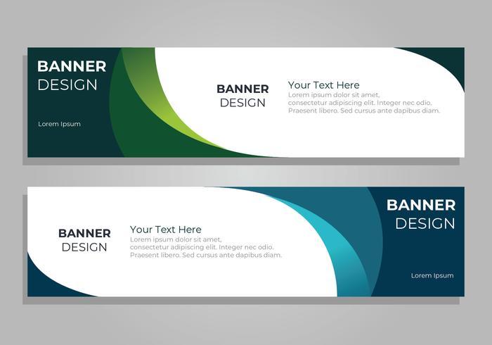 Corporate Banner Design Template.