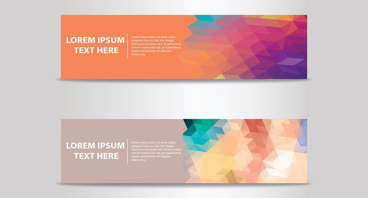 21+ Abstract Banner Vectors.