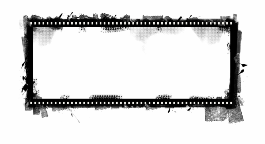 Grunge Banner Frame.