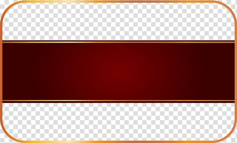 Maroon line illustration, Brand Red Pattern, Wine red frame banner.