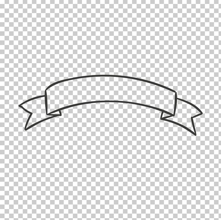 Banner Frame PNG, Clipart, Angle, Black, Border Frame.