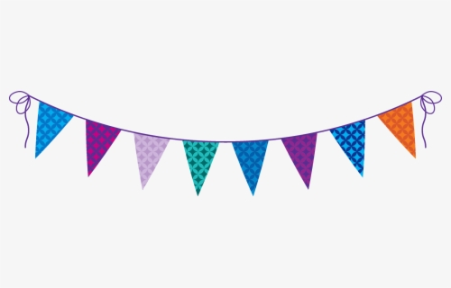 Free Triangle Banner Clip Art with No Background.