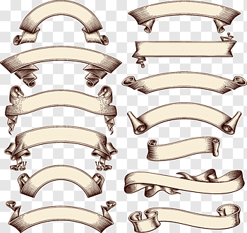Banner Material cutout PNG & clipart images.