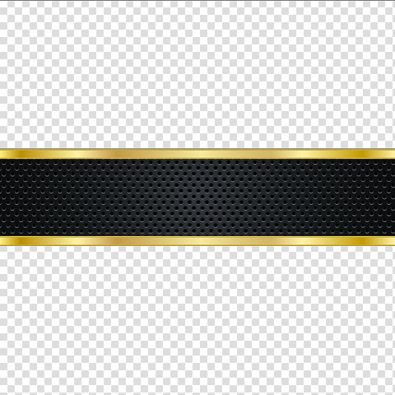 Material Angle Pattern, metal banner transparent background.