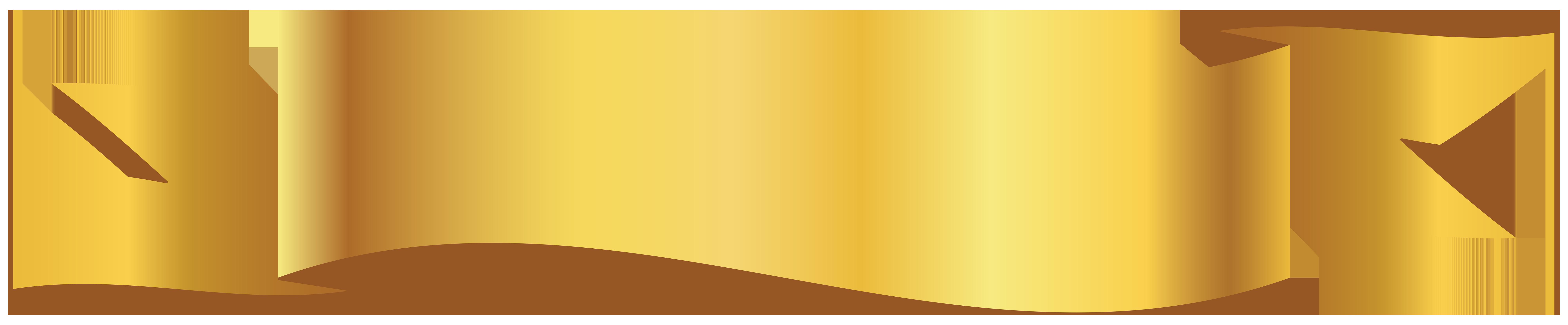 Banner PNG Clip Art Image.