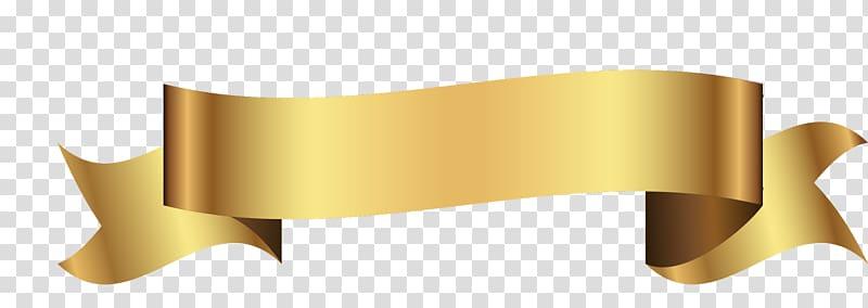Paper Web banner , ribbon transparent background PNG clipart.