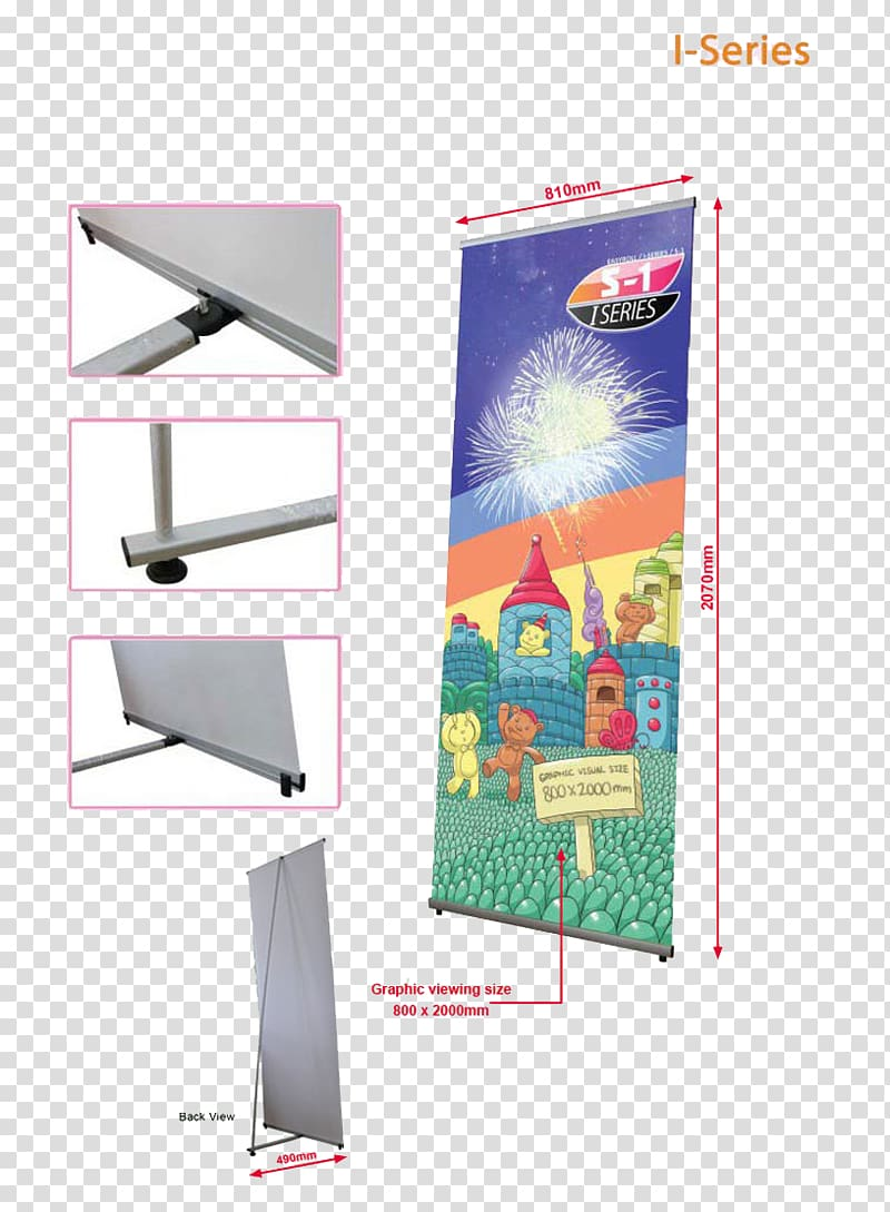 Display stand Advertising Promotion Web banner, Stand Banner.