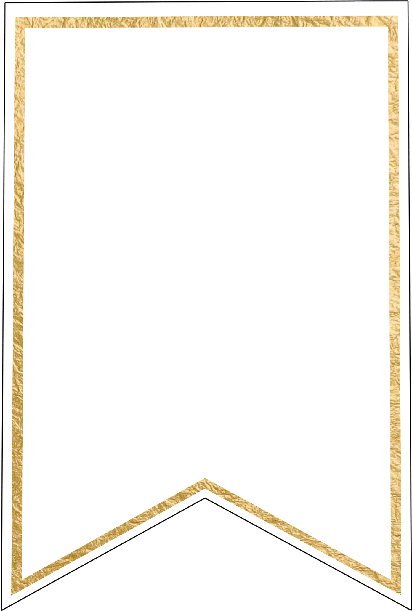 Free Pennant Banner Template, Download Free Clip Art.