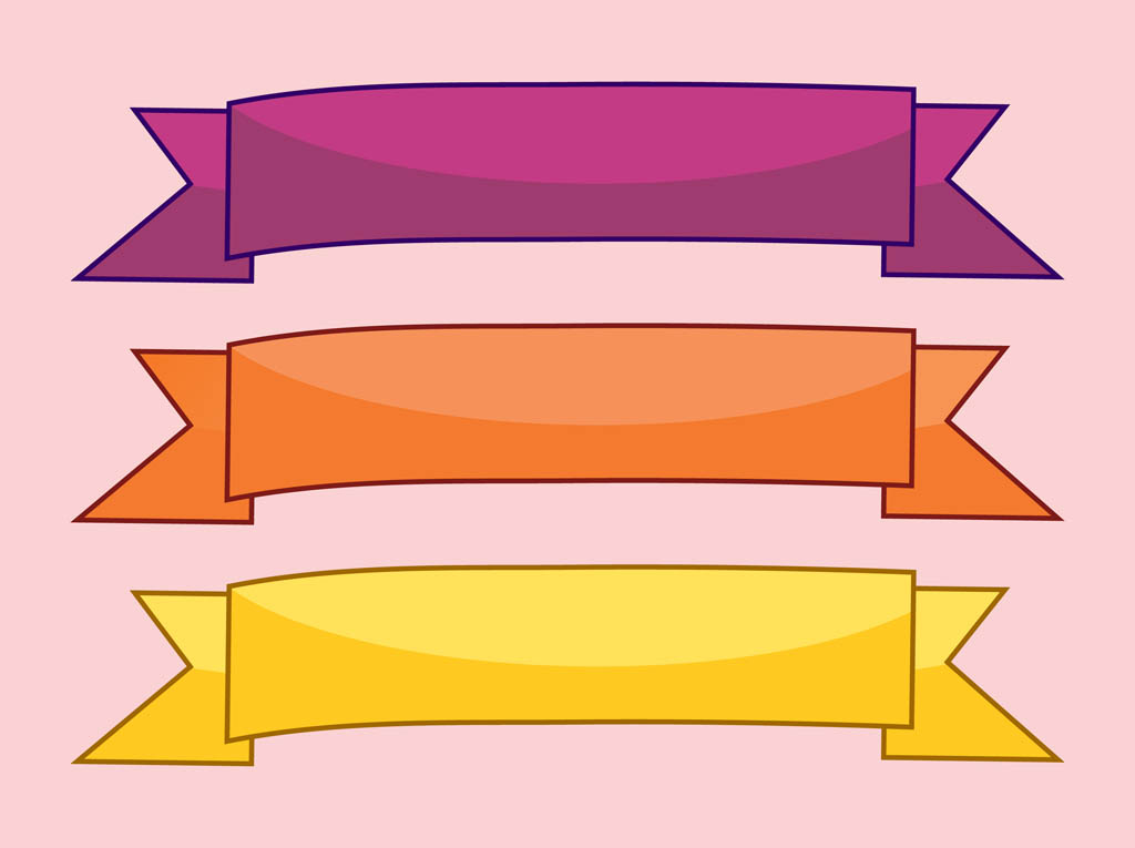 Free Ribbon Banner Template, Download Free Clip Art, Free.