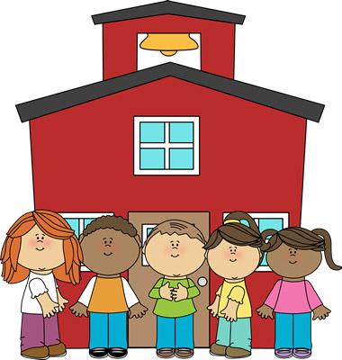 Cliparts sympas et originaux pour l\'école maternelle ou primaire.