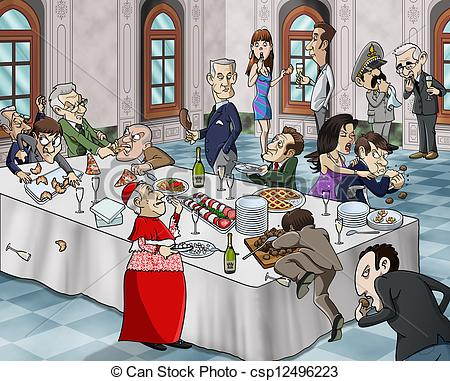 Banquet Clip Art and Stock Illustrations. 4,712 Banquet EPS.