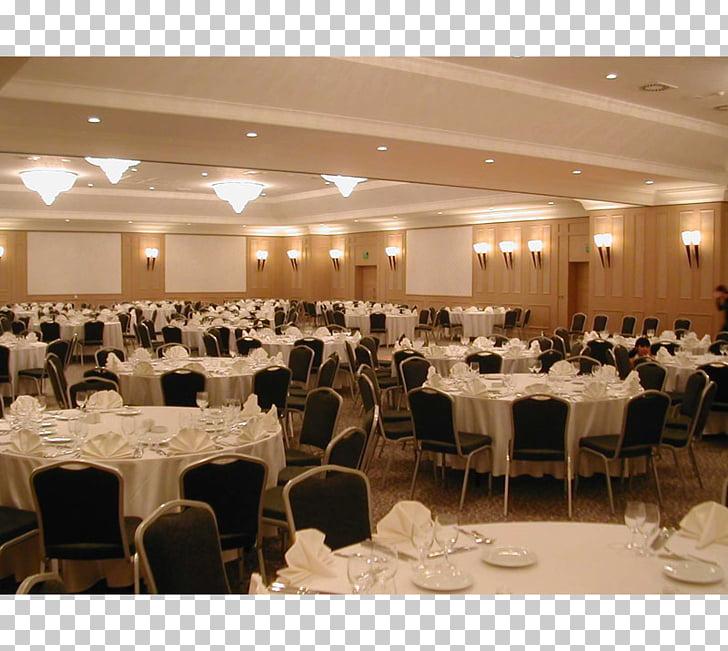 Restaurant Ballroom Banquet hall Lighting, banquet PNG.