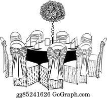 Banquet Hall Clip Art.