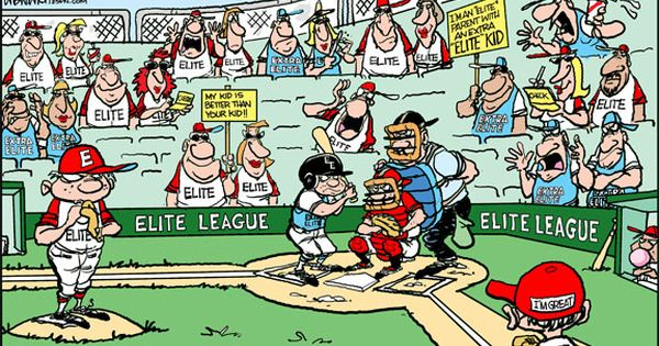Keown: Down with the youth sports industrial complex!.