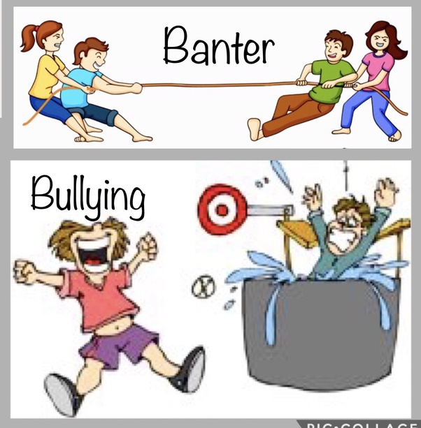 1418 Bullying free clipart.