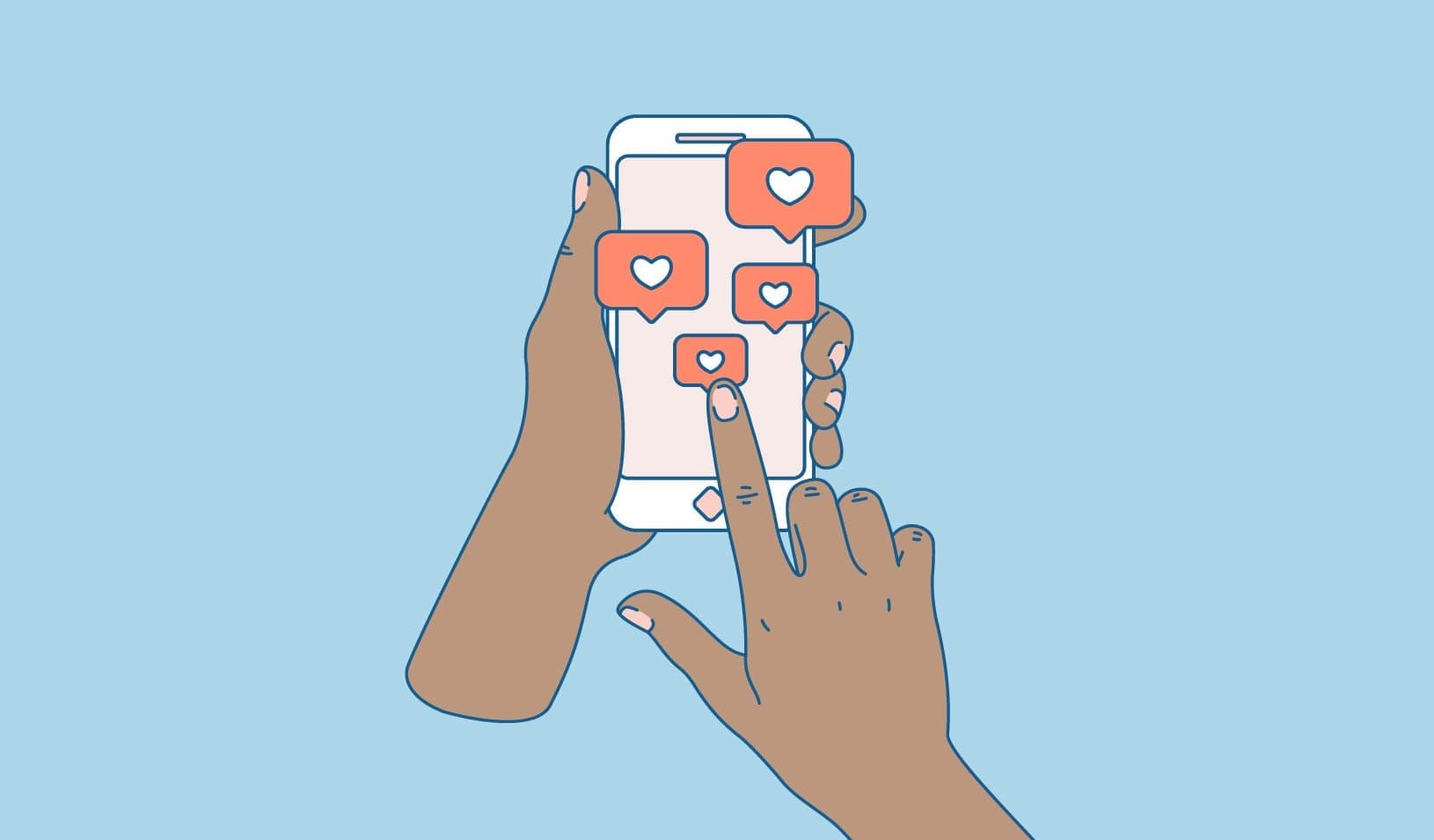 On Social Media, Sell Your Brand, Not Your Stuff.