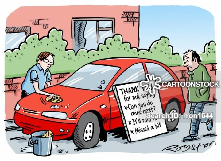 Funny Cartoon Car Wash Pictures.