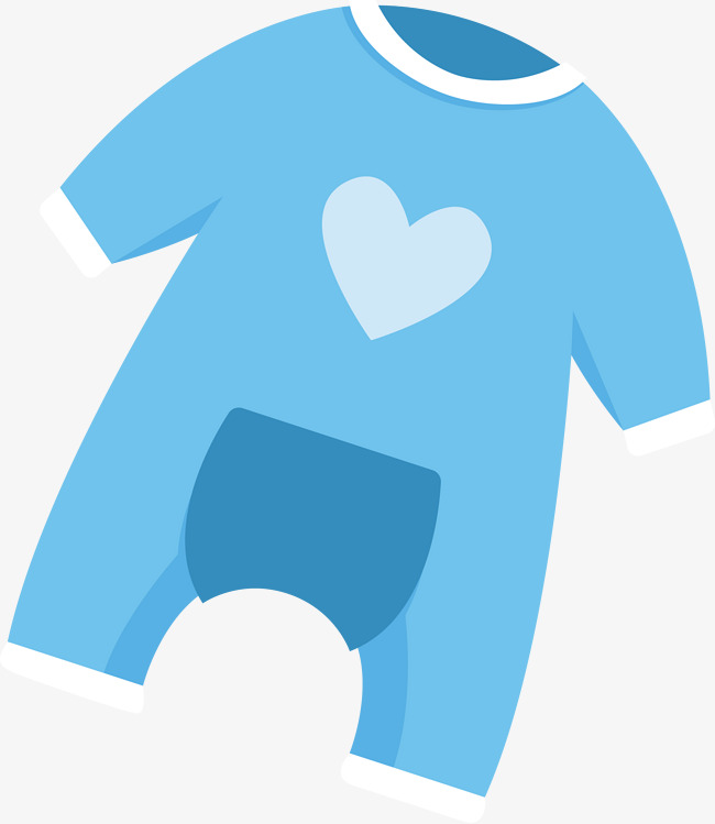 Blue Boy Pants Vector Material, Blue Vec #340620.