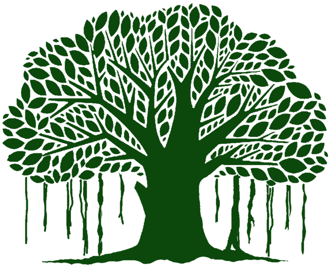 Banyan Tree Clipart.