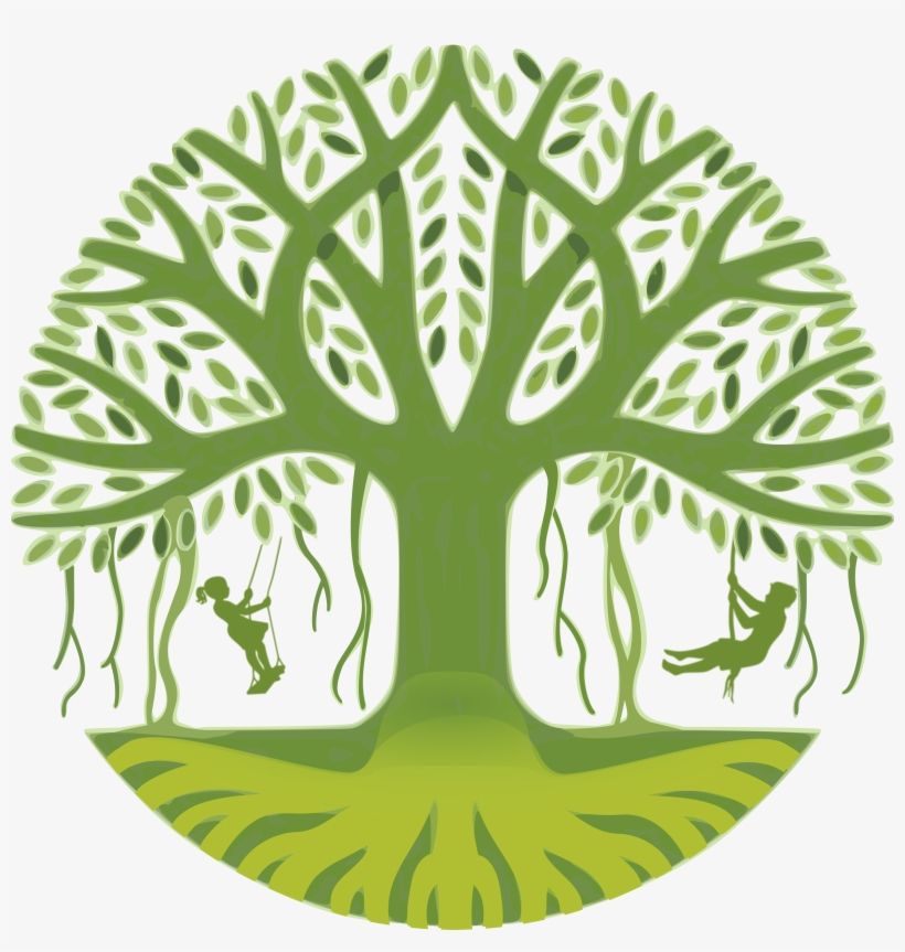 Banyan Tree Clipart Leave Many Interesting Cliparts.