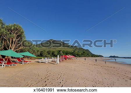 Stock Photography of Red Island / Pulau Merah Banyuwangi x16401991.